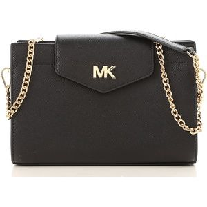 Michael Kors Gold Chain Crossbody Bag